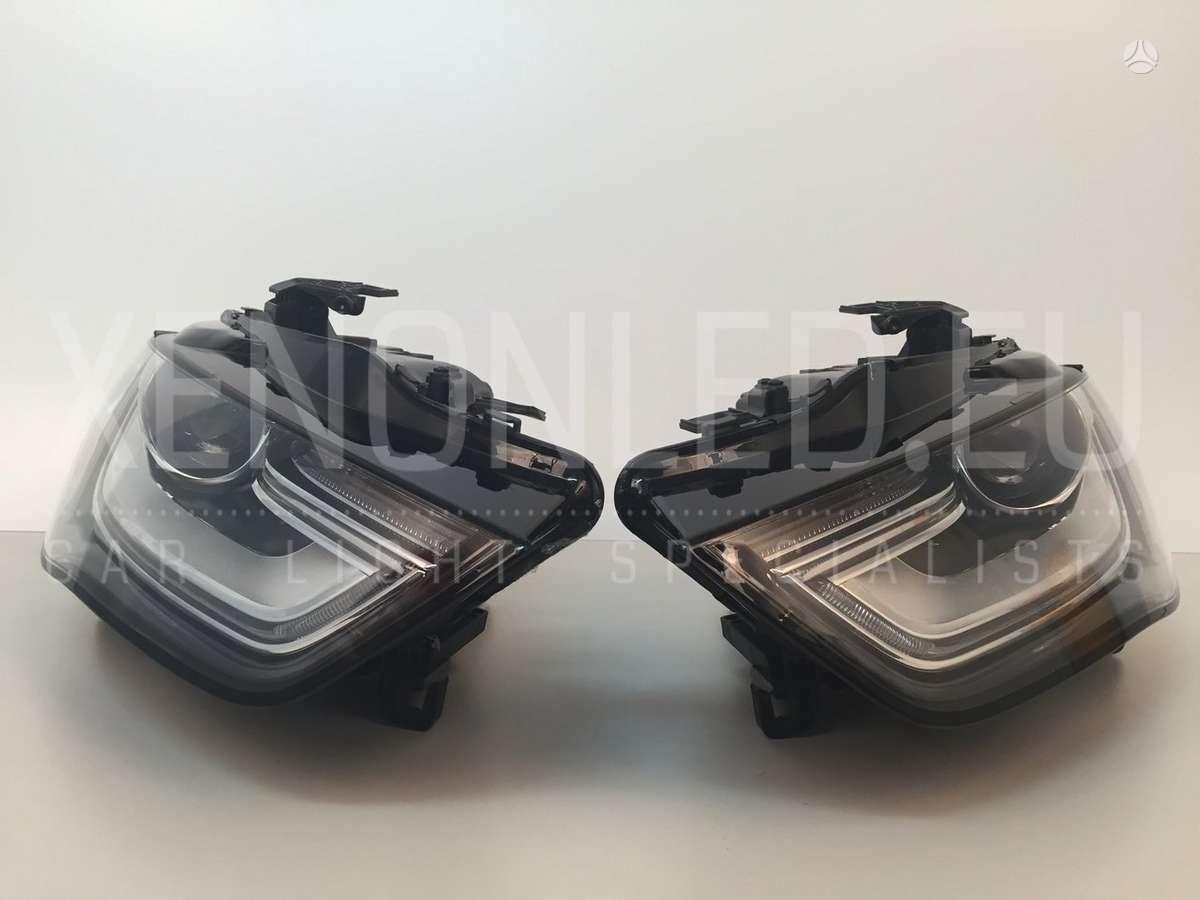 Audi A5. Audi a5/s5/rs5 b8 face lift 2011- (bixenon žibintai)