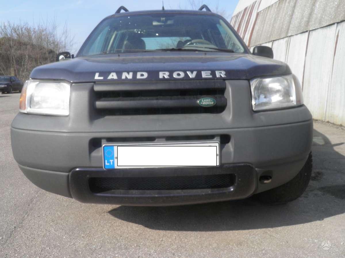 Land Rover Freelander dalimis. Kablys,r16 lieti ratlankiai.
