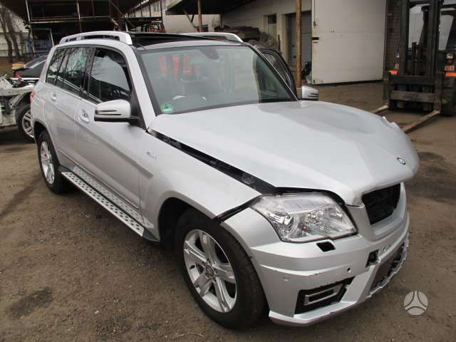 Mercedes-Benz GLK klasė. Specializuota mercedes benz, toyota,