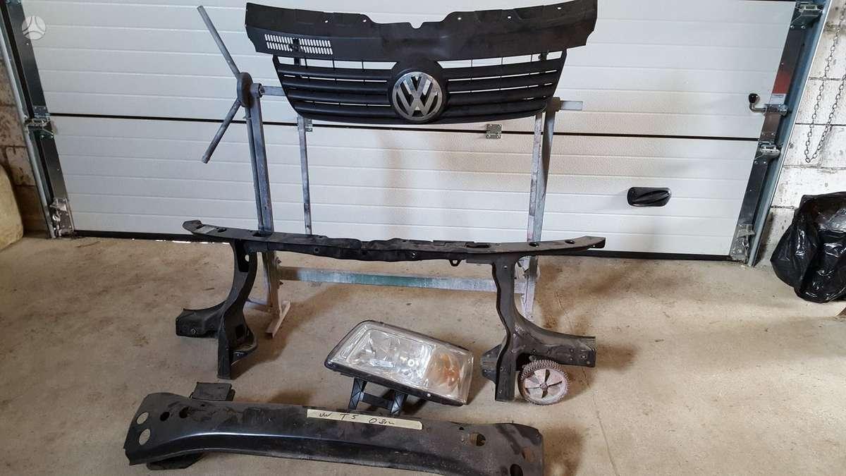 Volkswagen Transporter. Siunciam i kitus miestus