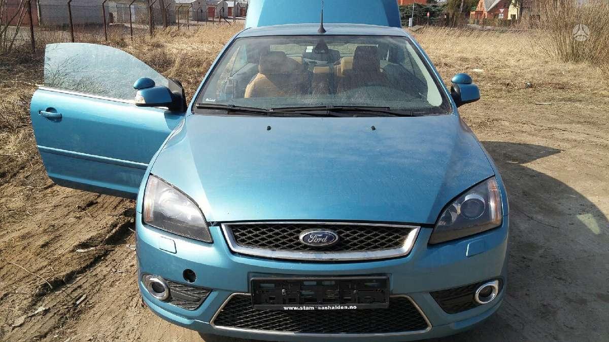 Ford Focus. Uab