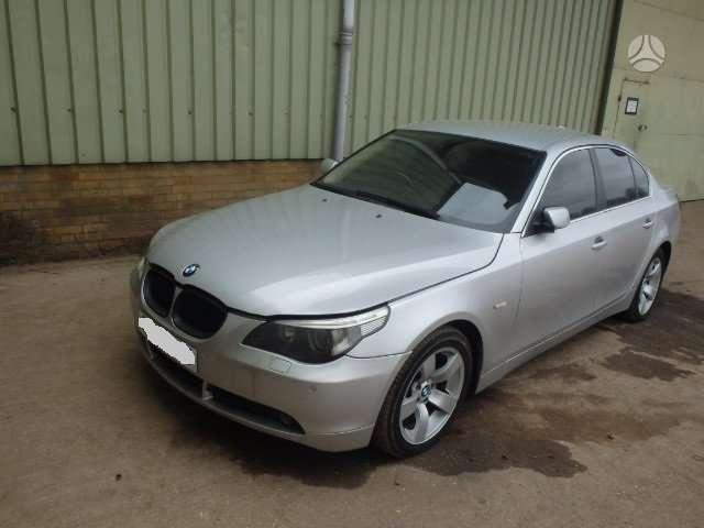 BMW 530 dalimis
