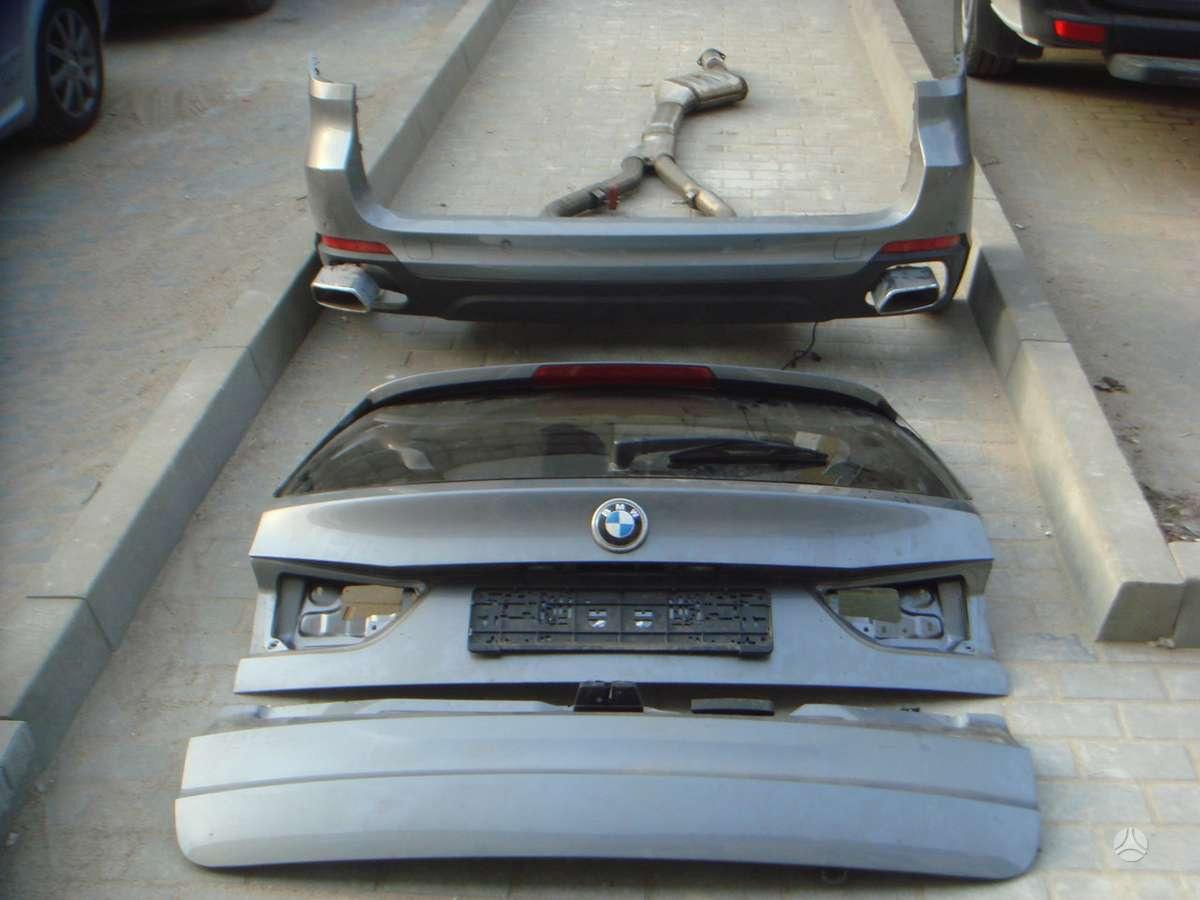 BMW X5. Bmw x5 f15   full led zibintai europa  aliuminiai