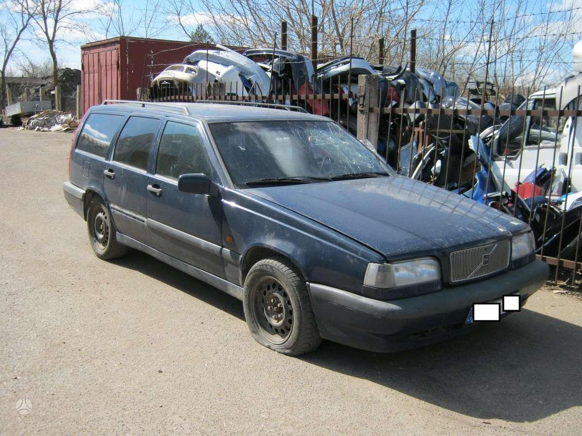 Volvo 850 dalimis. Yra r15...r6...ir r17 lieti ratlankiai. taip