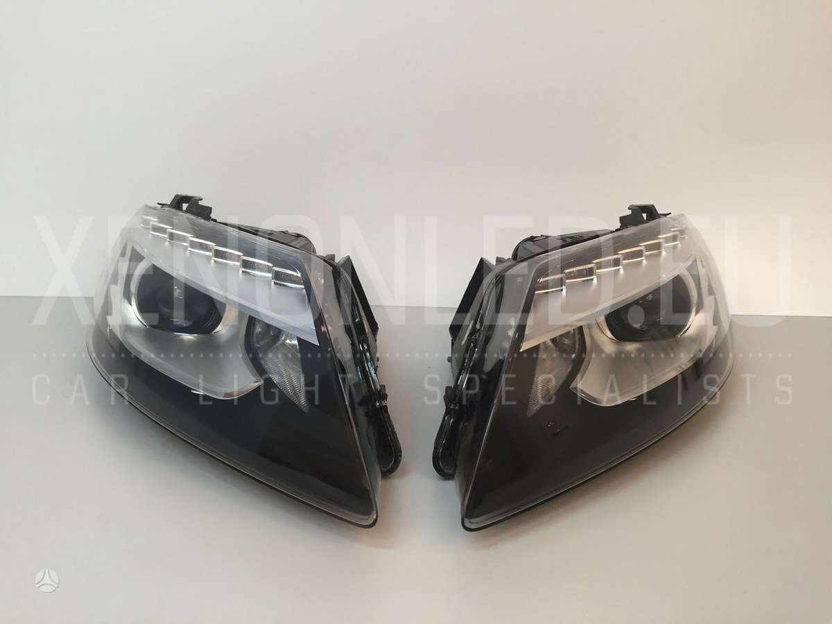 Audi Q7. Audi q7 face lift 2009-2015 (bixenon žibintai)