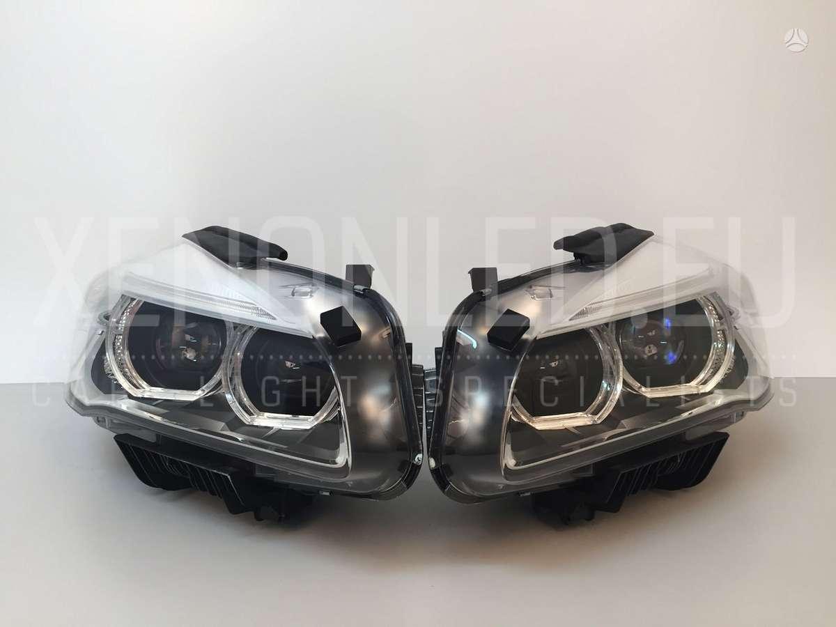 BMW 2 serija. Bmw 2 f45 2014- (full led žibintai) gamintojas: