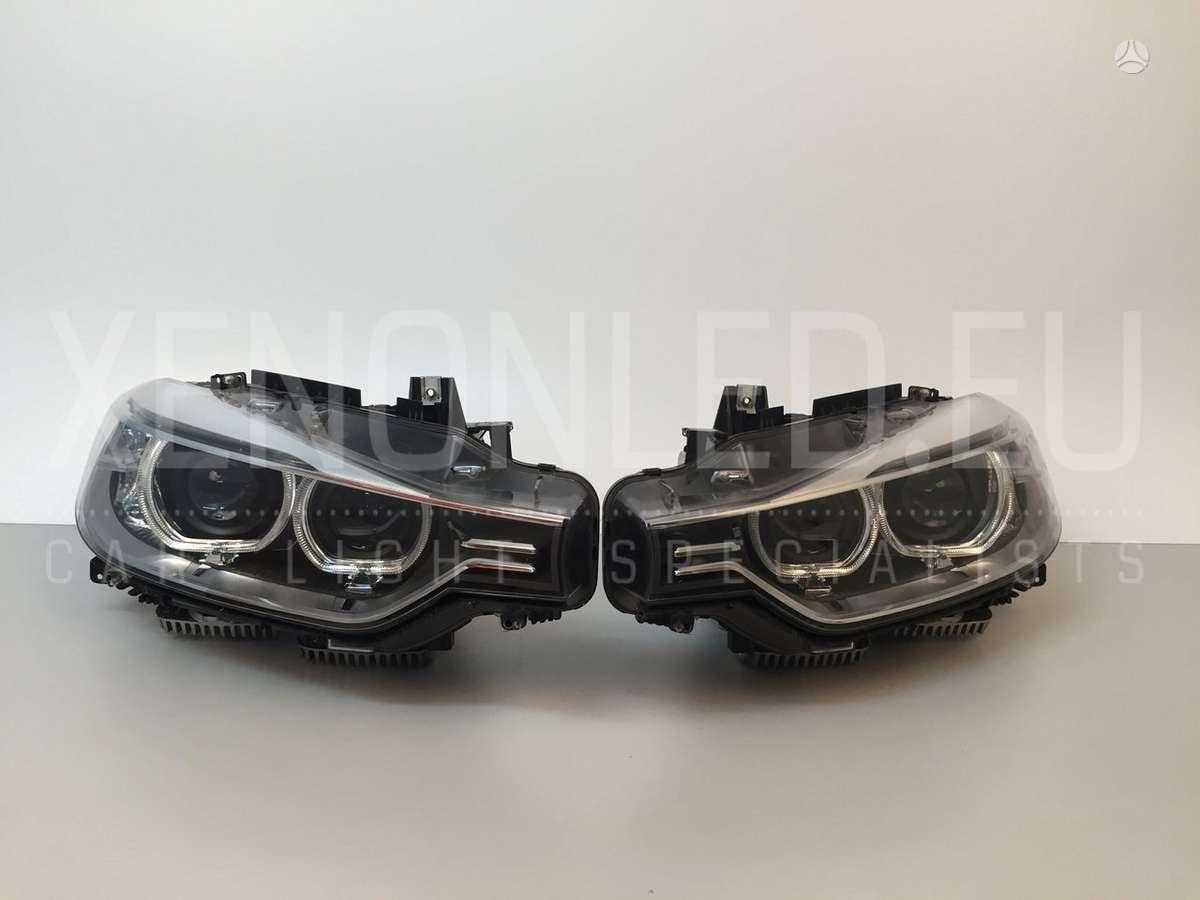 BMW 3 serija. bmw f30 2012-2015 (bixenon žibintai) gamintojas: