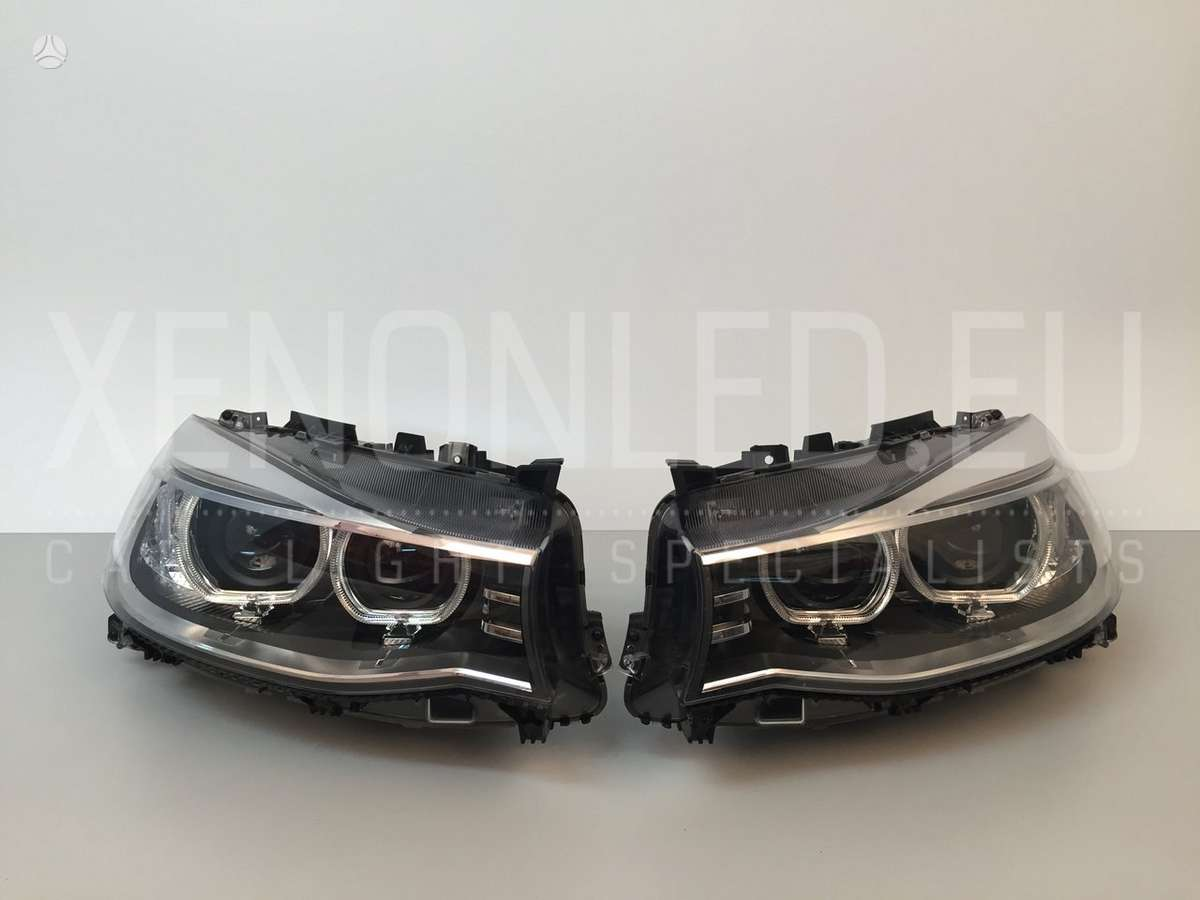 BMW 3 serija. Bmw f34 2012-(bixenon žibintai) gamintojas: al š