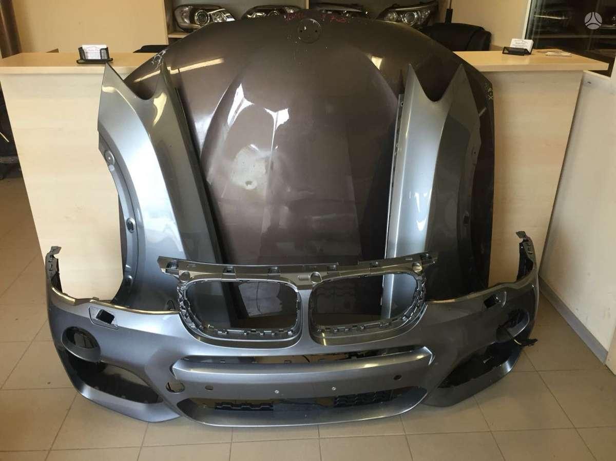 BMW X3. Atvežame dalis į jums patogią vietą kaune. siunčiame į
