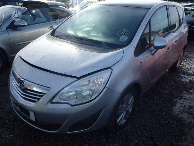 Opel Meriva. Rida32 tukst. 1,4 xer... panorama,odinis salonas.