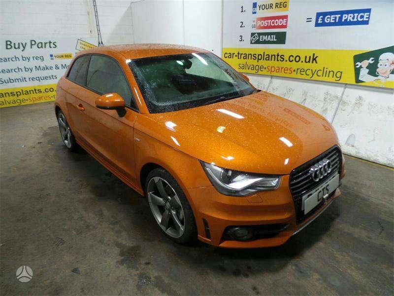 Audi A1. !!!! tik naujos originalios dalys !!!!  !!!  naujos