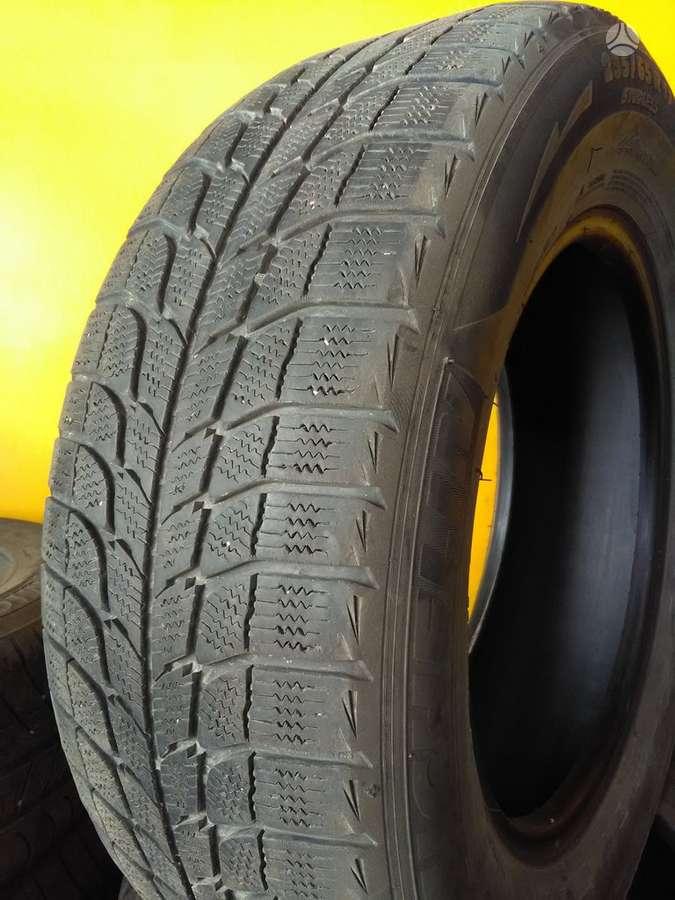 Michelin Latitude x-ice, universaliosios 235/65 R17