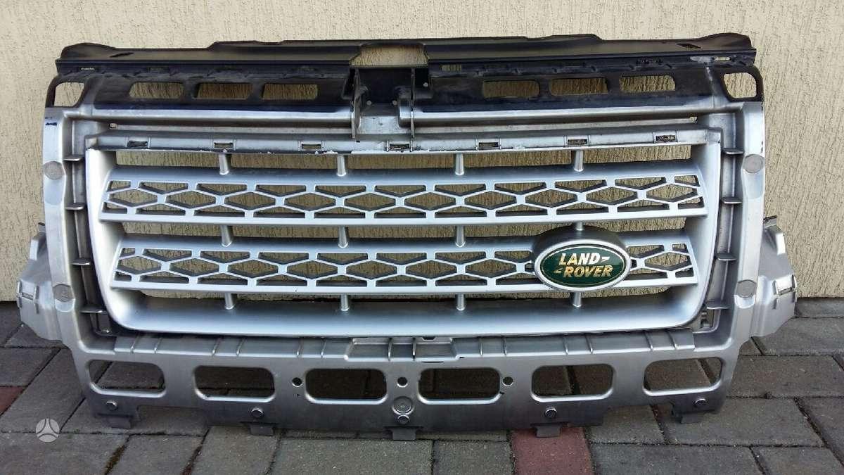 Land Rover Freelander apdailos grotelės