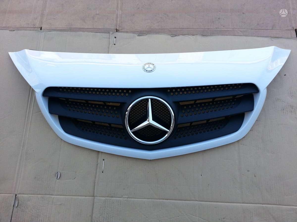 Mercedes-Benz Citan. žibintas l  detalės originalios -