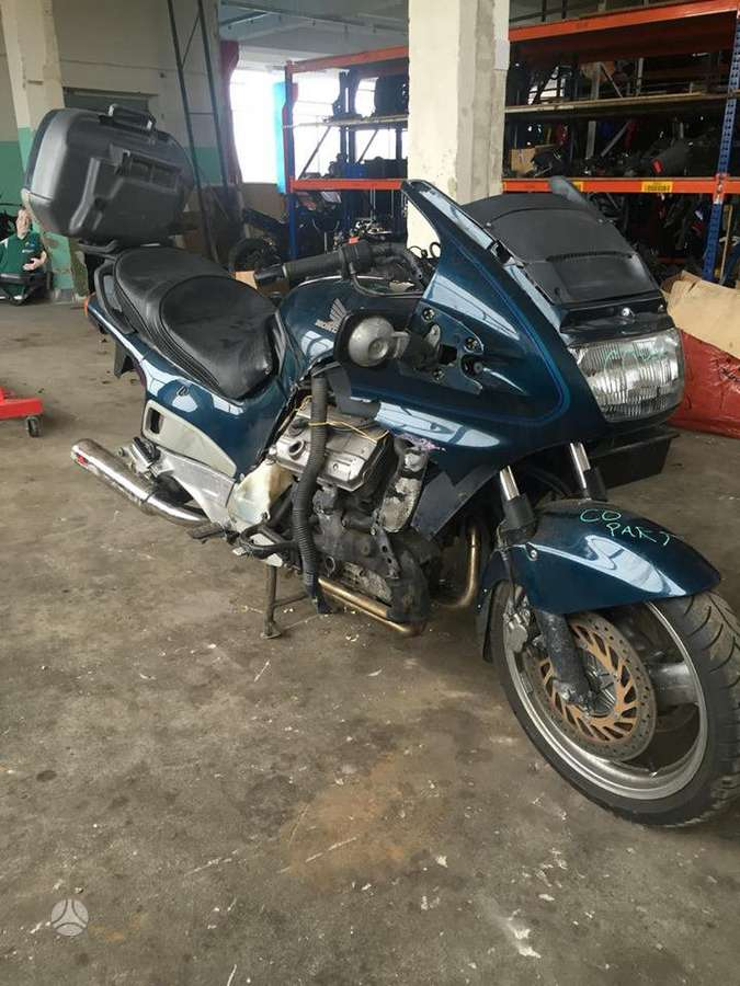 Honda ST, touring / sport touring / kelioniniai