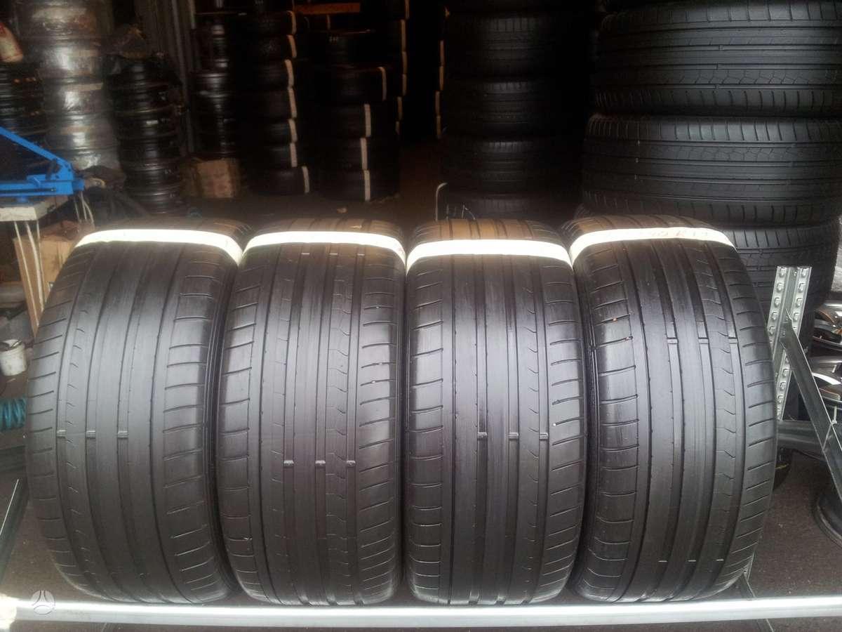 Dunlop Sp Sport Maxx GT apie6mm, vasarinės 255/40 R19