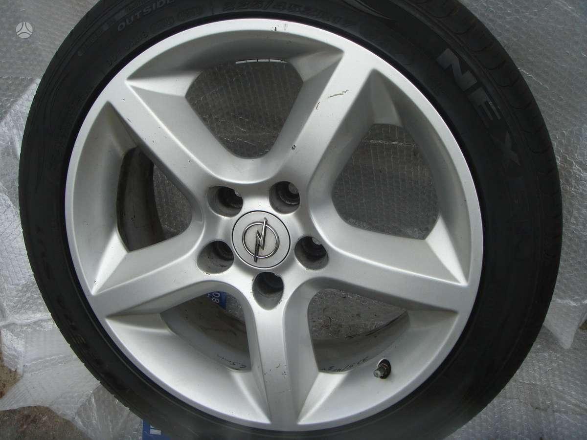 Opel, lengvojo lydinio, R17