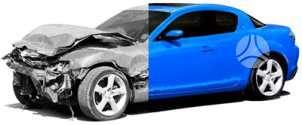 Automobilio tech apziura kebulo darbai dazymas