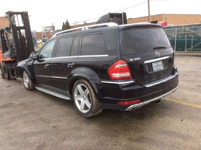 Mercedes-Benz GL550. Gl 550 4 matic, odinis sildomas