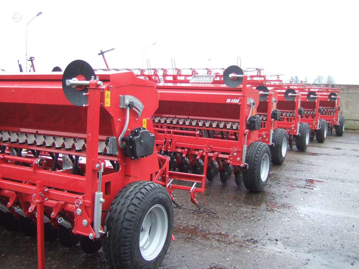 IrTem UD 4000, sėjamosios / sodinamosios