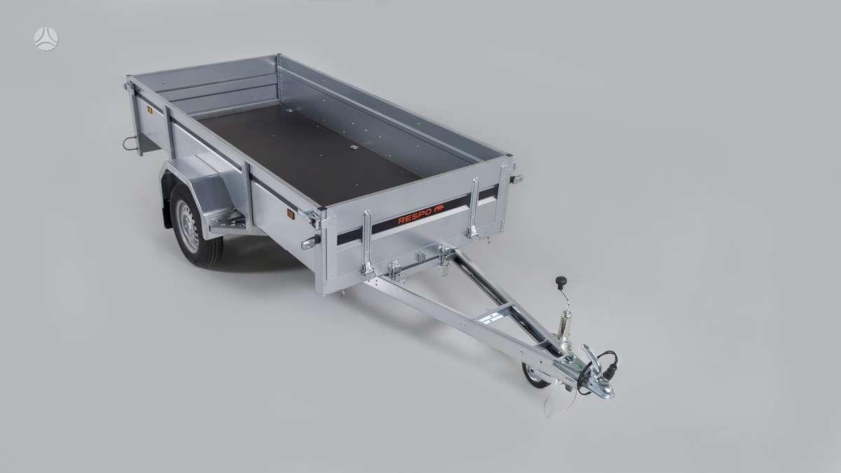 Respo 750M271L125 PL 0.42, lengvųjų automobilių priekabos