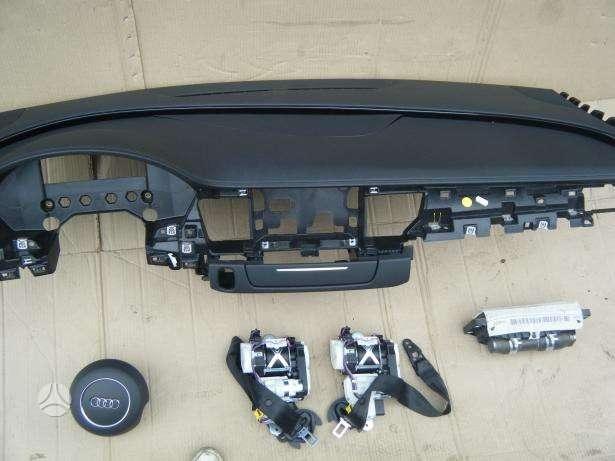 Audi A8 dalimis. Vilnius - kaunas  parduodame originalias oro