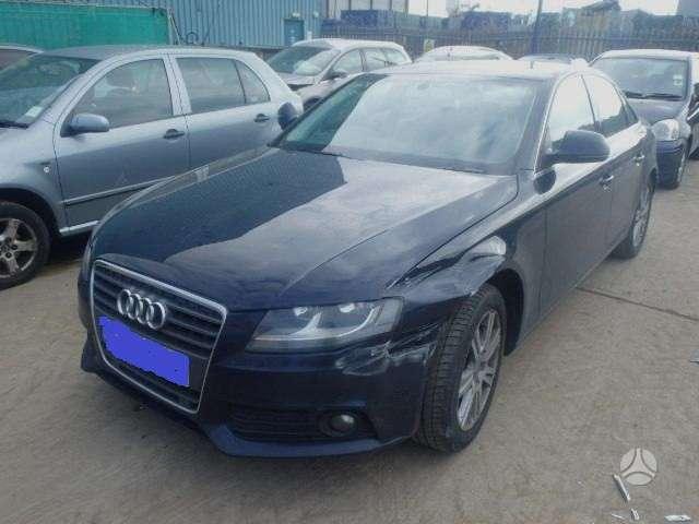 Audi A4. Europa