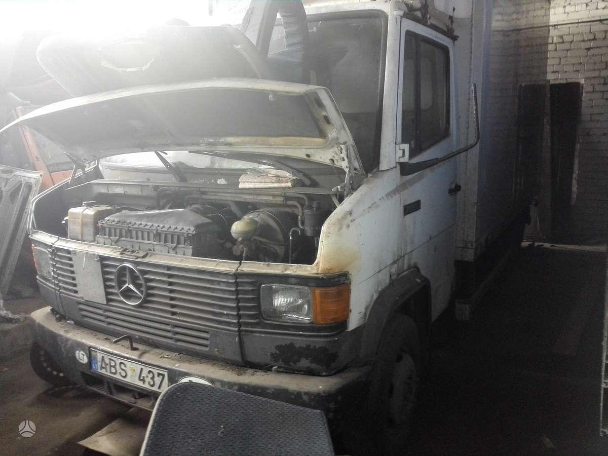 Mercedes-Benz 709, sunkvežimiai