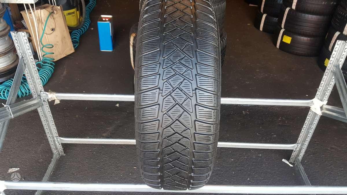 Dunlop Grandtrek WT M2 apie 8mm, Žieminės 235/60 R18