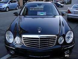 Mercedes-Benz E klasė. 2.2  2.7 cdi 3.2
