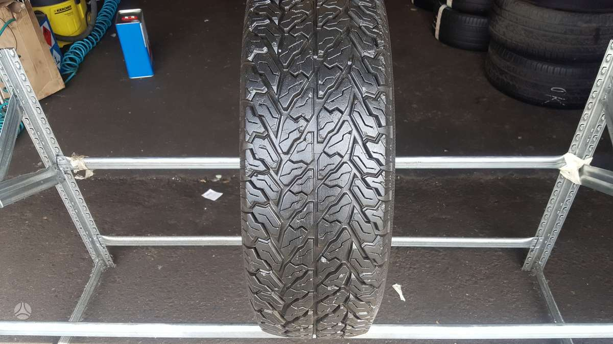 Pirelli Scorpion A/T apie 9mm, vasarinės 235/60 R18