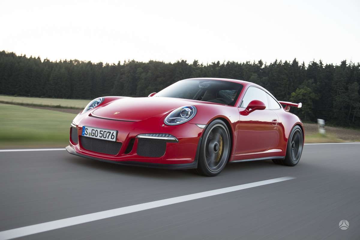 Porsche 911 dalimis. !!!! tik naujos originalios dalys !!!!  !