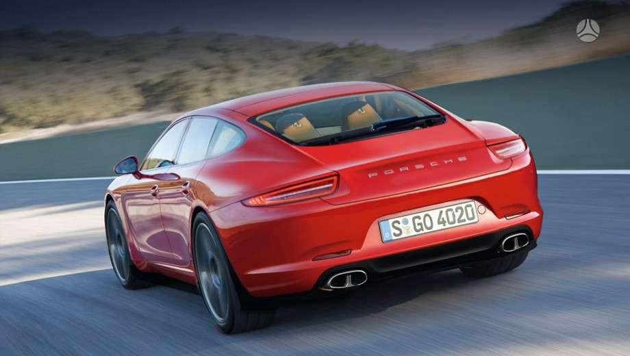 Porsche Panamera dalimis. !!!! naujos originalios dalys !!!! !!!