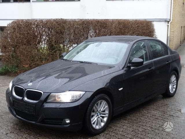 BMW 320. Maza rida xenon zibintai europa  galime remonto