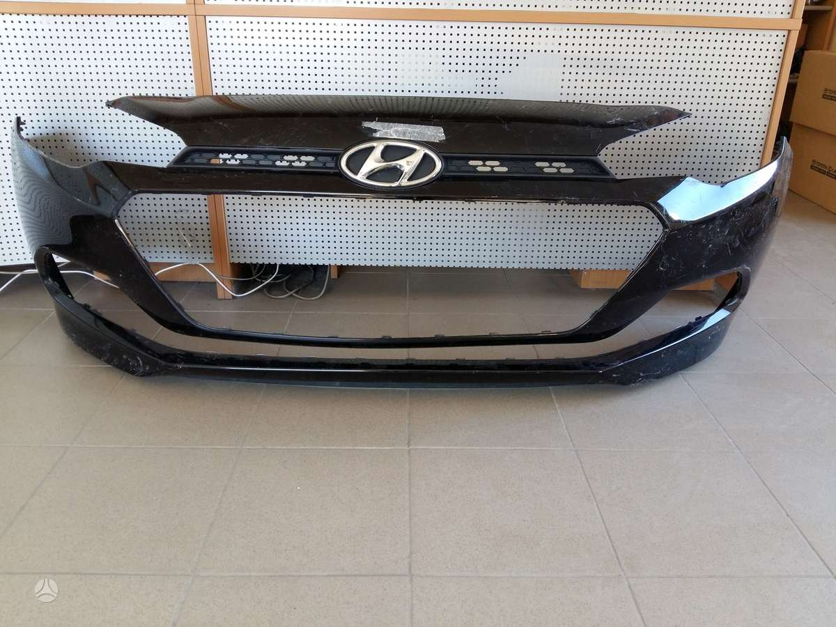 Hyundai i20. Naudotos ir naujos japoniškų ir korėjietiškų