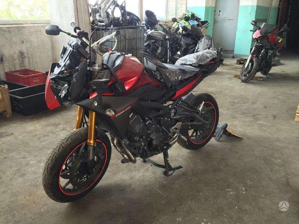 Yamaha MT, touring / sport touring / kelioniniai