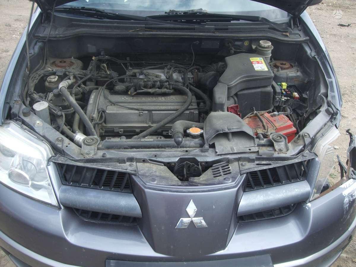 Mitsubishi Outlander dalimis