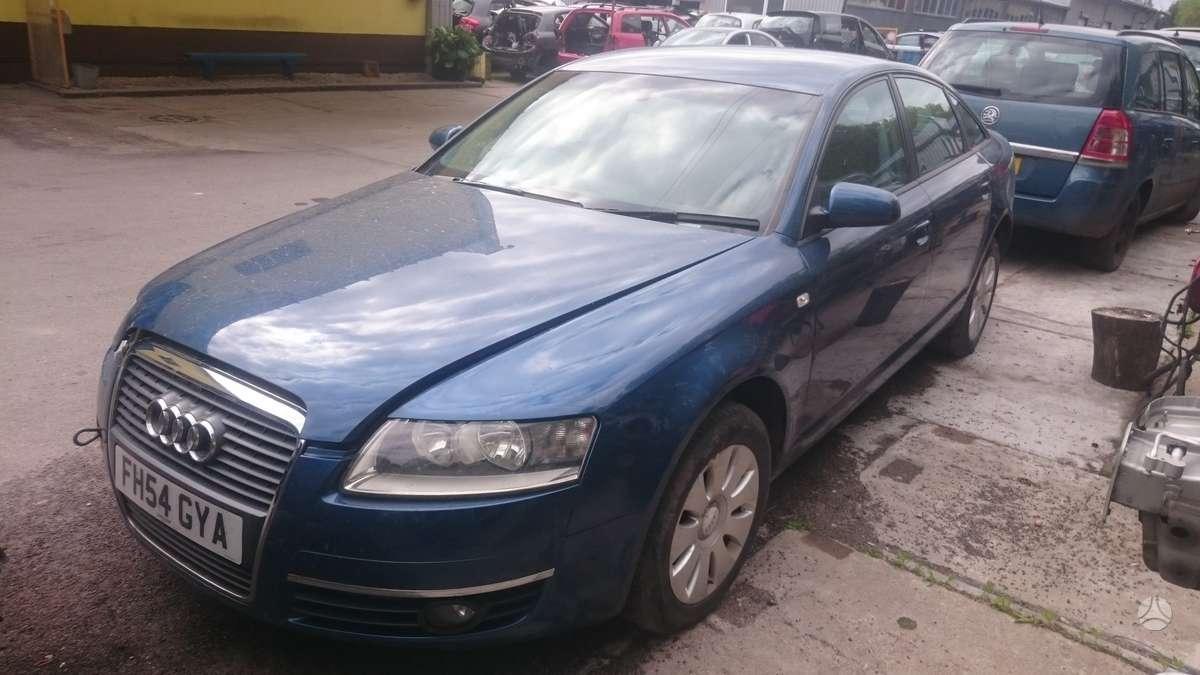 Audi A6. Tel. +370-685-12812, +370-699-83495 daugiau nei tū
