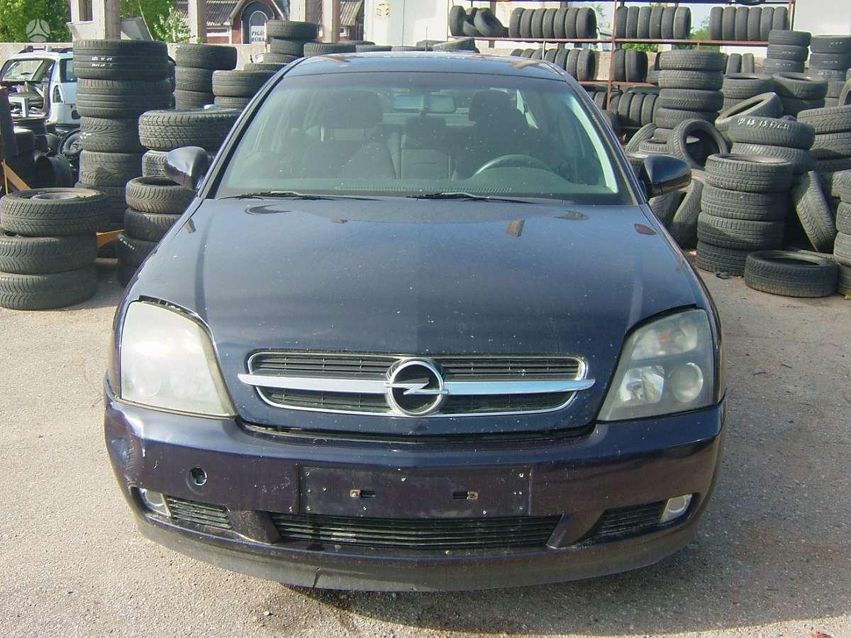 Opel Vectra dalimis. Variklio kodas y2,2dtr