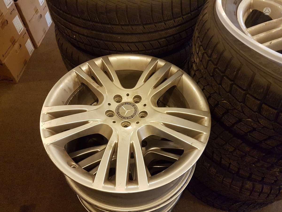 Mercedes-Benz, lengvojo lydinio, R19