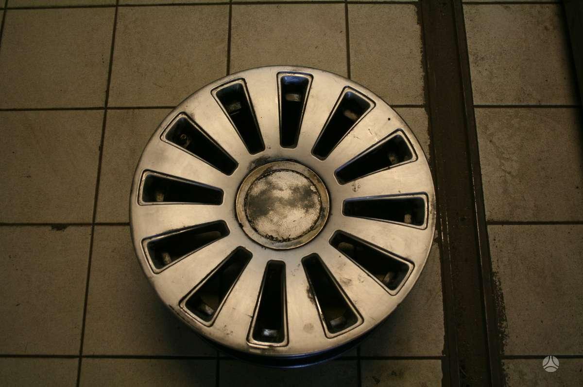 Volkswagen, lengvojo lydinio, R17