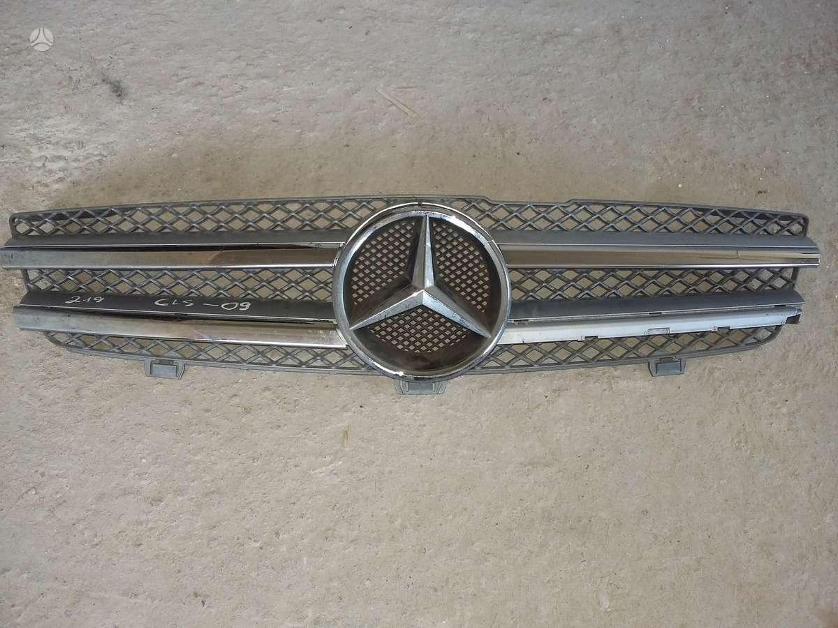 Mercedes-Benz CLS klasė. Superkame ir parduodame devetas visu