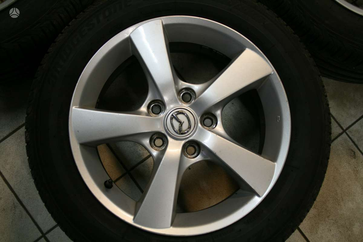 Mazda, lengvojo lydinio, R16