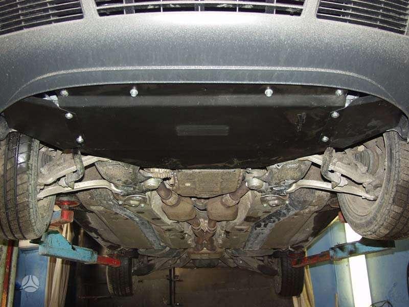 Audi A4. Karterio apsauga audi a4 (b5), audi a6 (c5) varikliams