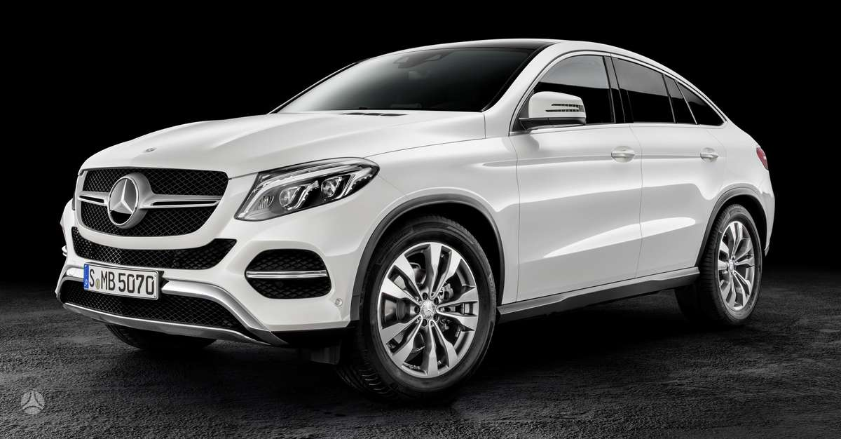 Mercedes-Benz GLE Coupe klasė dalimis. !!!! naujos originalios