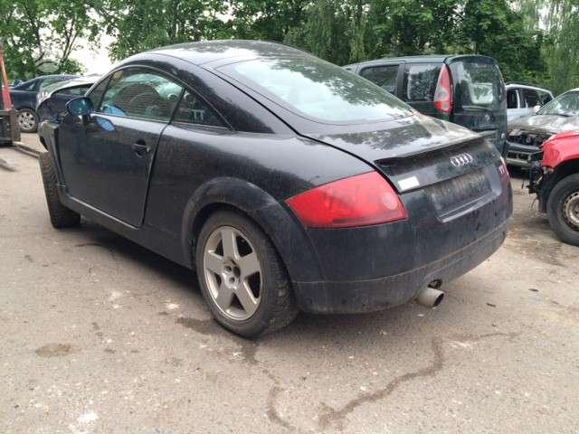 Audi TT. 1.8turbo naudotos automobiliu dalys automobiliai nuo