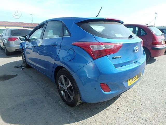 Hyundai i30 dalimis. Is anglijos,1.6l crdi, automatas,  srs, abs,