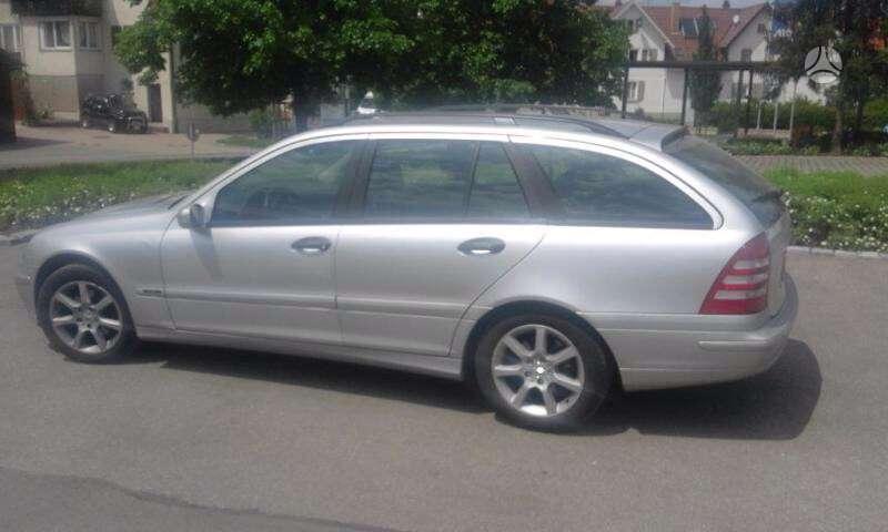 Mercedes-Benz C220. Parduodu dalimis 2005m mercedes c220. 2.2cdi