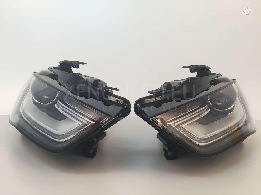 Audi A4 žibintai