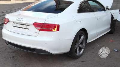 Audi A5 dalimis. Audi a5, 2011 m., 2.0tdi, 125 kw, mechaninė dėžė